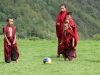 Monks in Bhutan
