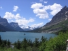 Glacier National Park St. Mary Lake