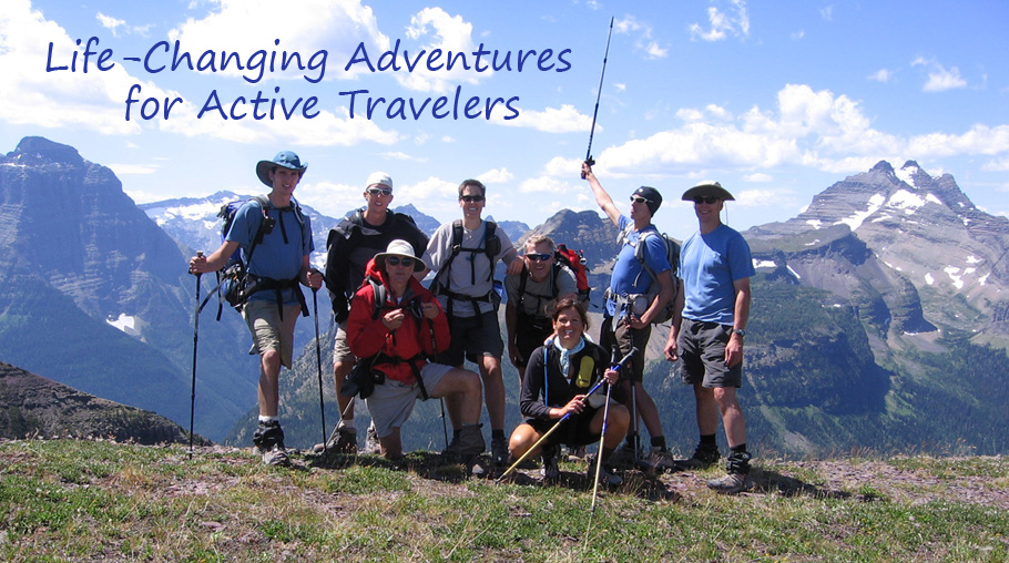 Life-Changing Adventures for Active Travelers
