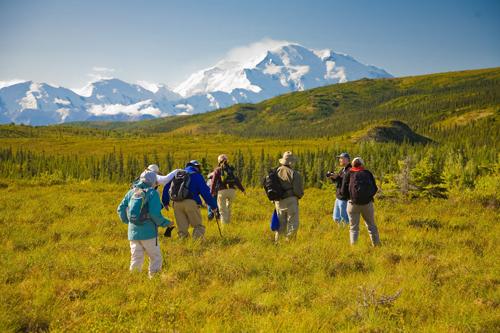 Alaskan trip